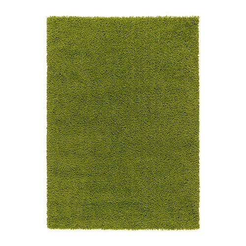 HAMPEN Tappeto, pelo lungo - 133x195 cm - IKEA