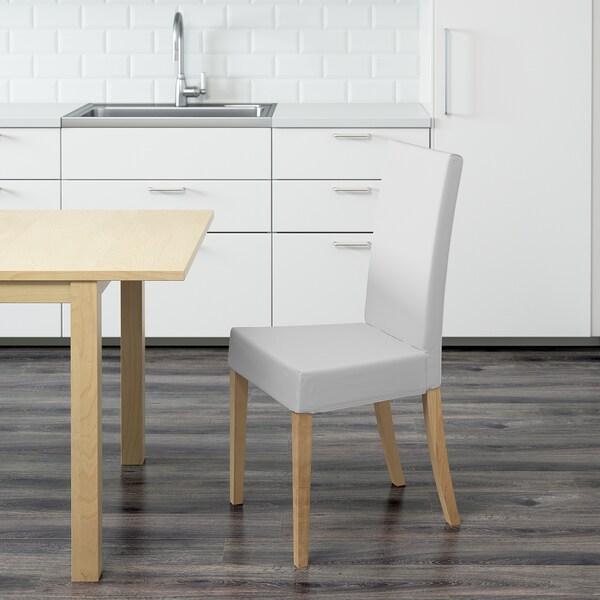 HARRY sedia betulla/Blekinge bianco 110 kg 48 cm 50 cm 96 cm 48 cm 37 cm 47 cm