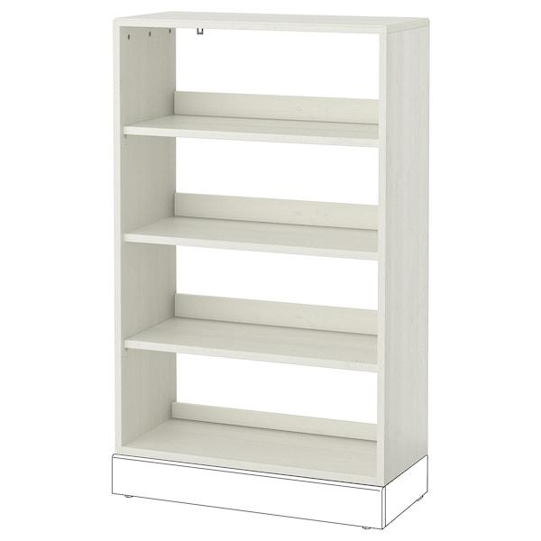 HAVSTA Scaffale, bianco, 81x35x123 cm
