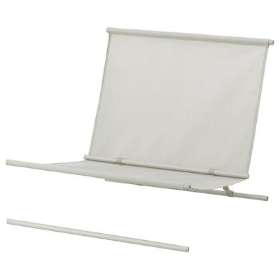 HAVSTEN sedile/schienale, da esterno beige 124 cm 80 cm