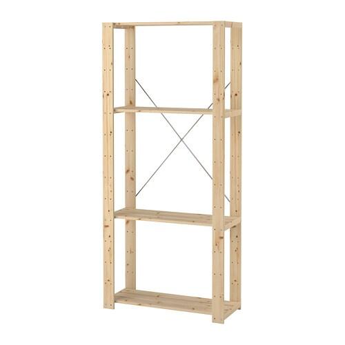 Hejne 1 Sezione 78x50x171 Cm Ikea