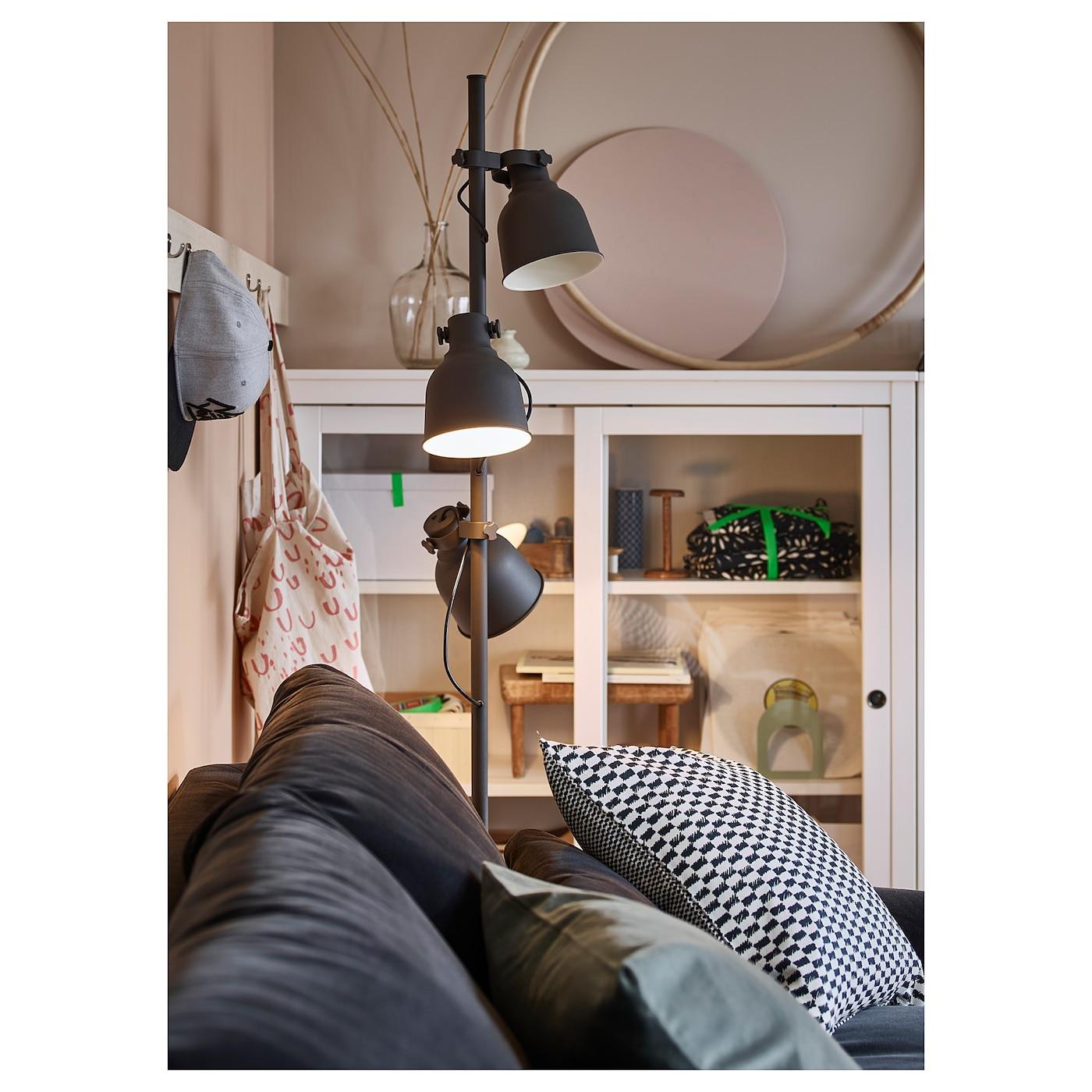 bianco 176 cm IKEA NOT Lampada da terra//lettura