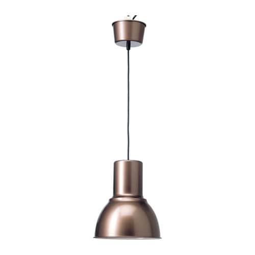 Hektar lampada a sospensione color bronzo ikea - Ikea lampada a sospensione ...