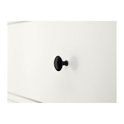 Hemnes Cassettiera Con 8 Cassetti Color Mogano Ikea