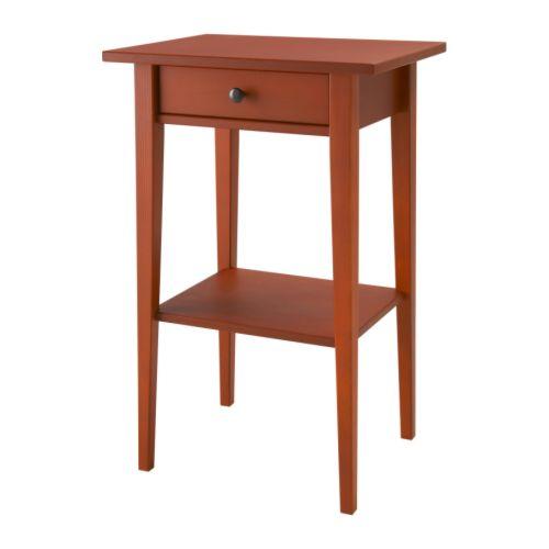 Ikea Hemnes Cassettiera Rossa.Mobili Lavelli Ikea Hemnes Rosso