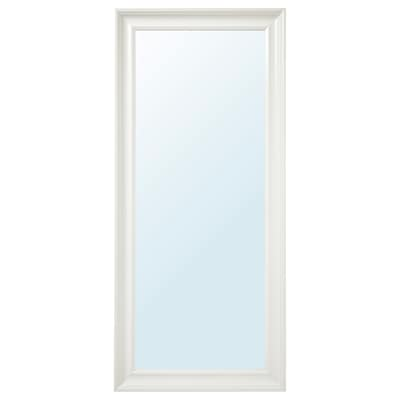 HEMNES specchio bianco 74 cm 165 cm