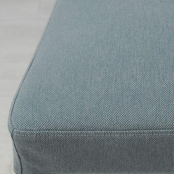 HENRIKSDAL Fodera per sedia Finnsta turchese