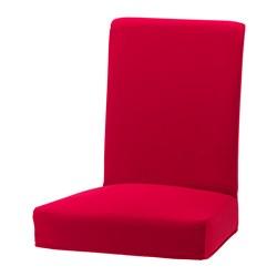 HENRIKSDAL Fodera per sedia, Idemo rosso - Sottocosto IKEA Torino