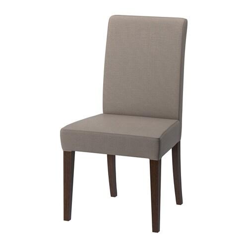 Sedia IKEA Ti offre una seduta confortevole grazie allo schienale alto ...