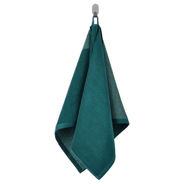 HIMLEÅN Asciugamano, turchese/melange, 50x100 cm