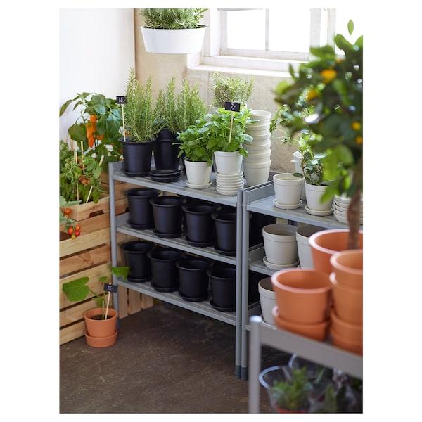 scaffali da giardino ikea