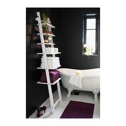 HJÄLMAREN Scaffale - bianco - IKEA