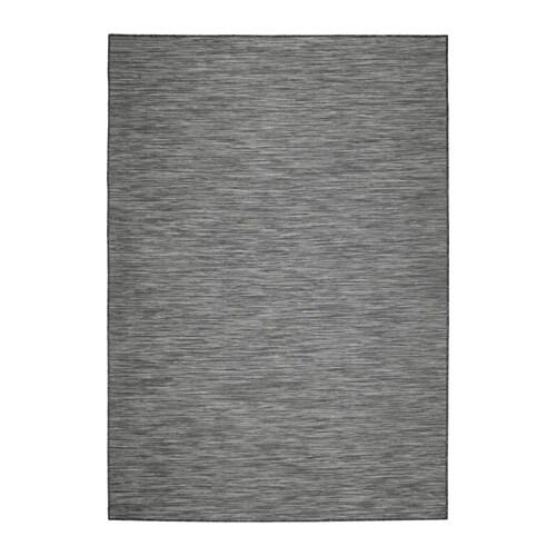 Hodde tappeto tessitura piatta int est 160x230 cm ikea - Tappeto grigio ikea ...