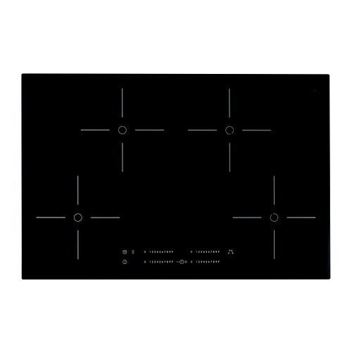 H gv rdig piano cottura a induzione bridge ikea for Ikea induzione
