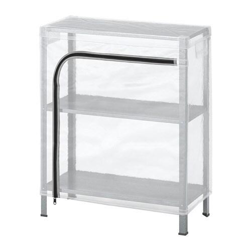 Hyllis Scaffale Con Fodera Ikea