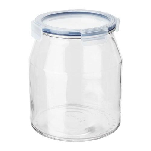 Ikea 365 contenitore con coperchio ikea - Barattoli vetro ikea ...