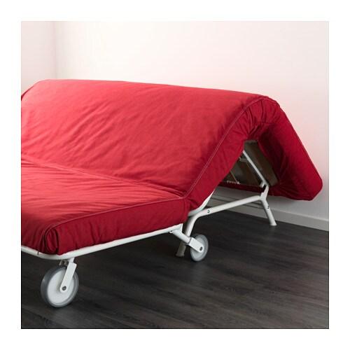IKEA PS HÅVET Divano letto a 2 posti - Vansta rosso - IKEA