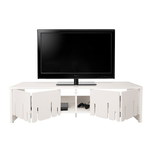 Tv b nk ikea ps design inspiration f r die - Ikea mobile bianco ...