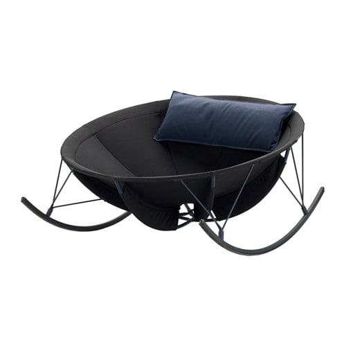 Ikea ps 2017 sedia a dondolo ikea - Sedia posturale ikea ...