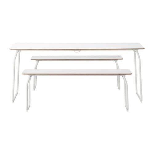 Ikea ps 2014 tavolo 2 panche interno esterno ikea - Ikea mobili esterno ...