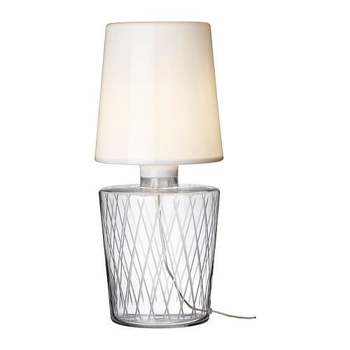 Ingresso soluzioni per abiti e scarpe mensole e altro ikea for Ikea lampade da tavolo