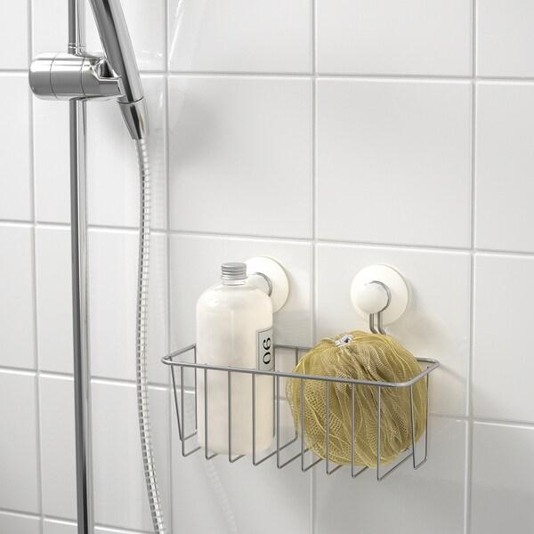 Accessori Per La Doccia Ikea.Immeln Portaoggetti Per Doccia Zincato Ikea It