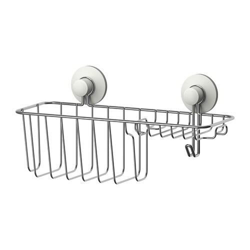 IMMELN Portaoggetti/sapone/gancio doccia - IKEA