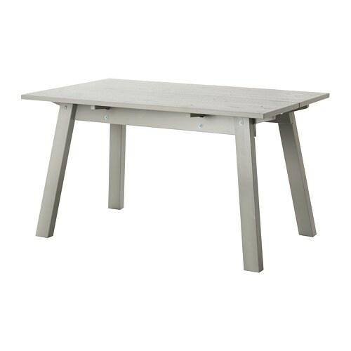 Tavolo Di Plastica Balcone.Industriell Tavolo Grigio Chiaro Ikea