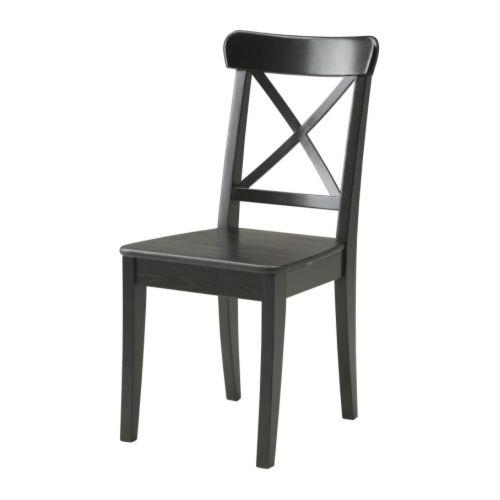INGOLF Sedia IKEA Legno massiccio: un materiale naturale resistente.