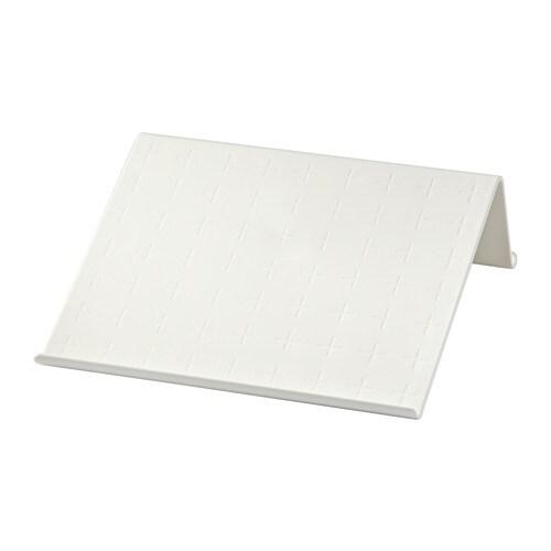Isberget supporto per tablet bianco ikea - Supporto tv da tavolo ikea ...