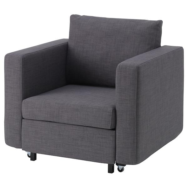 Ikea Poltrone Letto Un Posto.Jarvsta Poltrona Letto Skiftebo Grigio Scuro Ikea