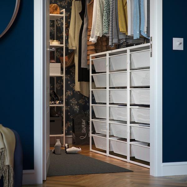 JONAXEL Combinazione di mobili, bianco, 50x51x104 cm