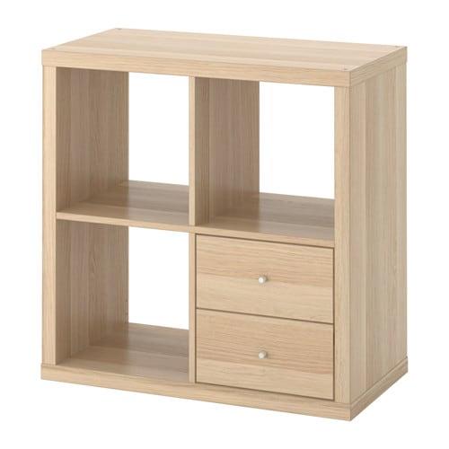 Kallax Scaffale Con Cassetti Ikea