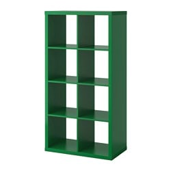 KALLAX VScaffale, verde