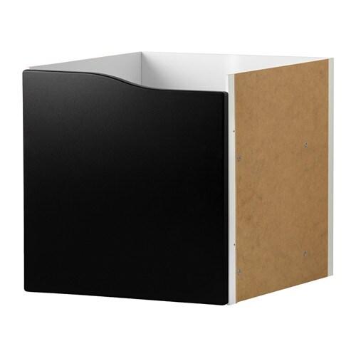 Kallax struttura interna con 1 cassetto nero ikea - Pannello divisorio ikea ...