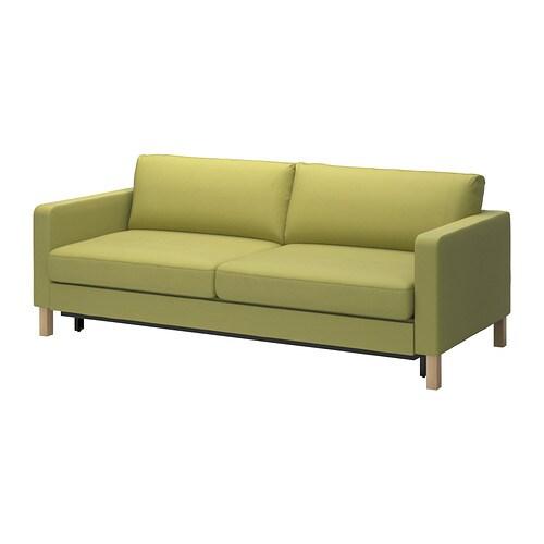 Karlstad fodera per divano letto a 3 posti sivik verde - Ikea divani letto 3 posti ...
