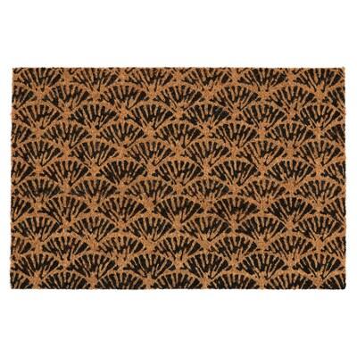 KASKADGRAN Zerbino, da interno, naturale/marrone scuro, 40x60 cm
