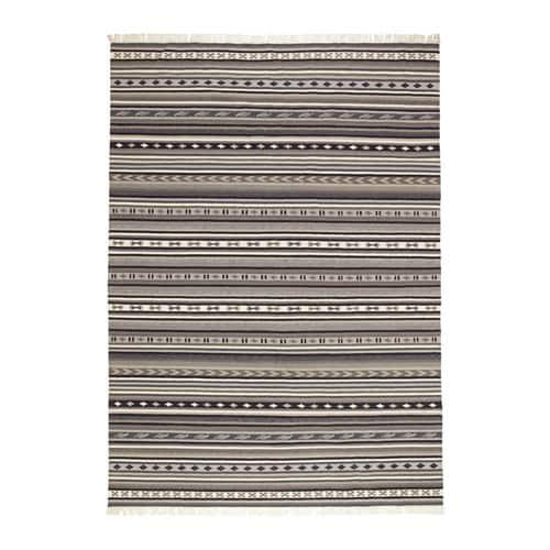Kattrup tappeto tessitura piatta ikea - Tappeto grigio ikea ...