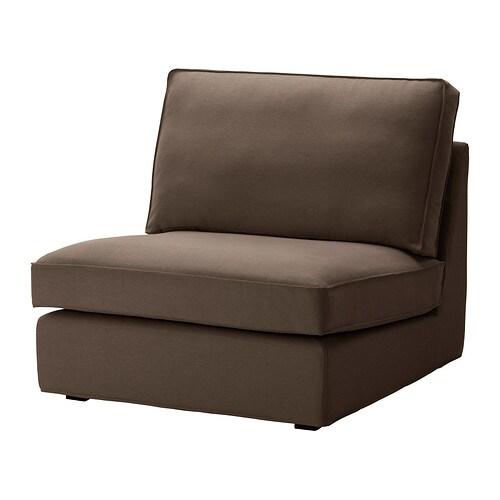 Ikea Divani 1 Posto : Kivik elemento a posto dansbo marrone ikea