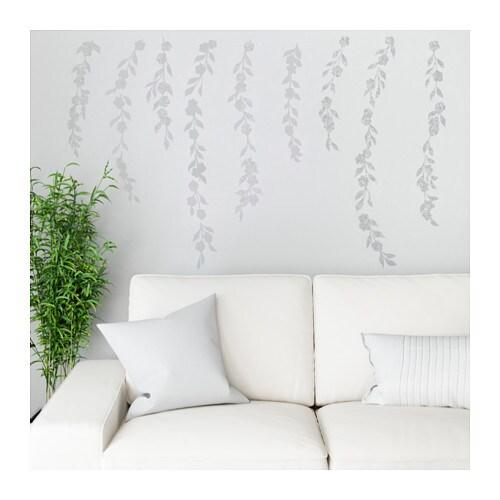 Adesivi per pareti ikea decorazioni pareti adesive ikea - Adesivi per pareti camerette ...