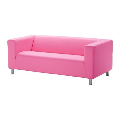 KLIPPAN Divano a 2 posti IKEA Facile da rinnovare con le fodere extra. Facile da pulire: rivestimento asportabile e lavabile in lavatrice.