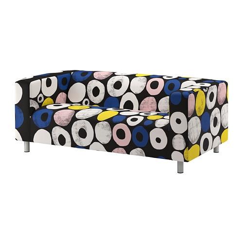 KLIPPAN Divano A 2 Posti   Sangis Fantasia   IKEA