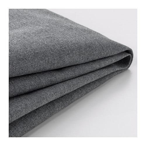 KLIPPAN Fodera per divano a 2 posti - Vissle grigio - IKEA