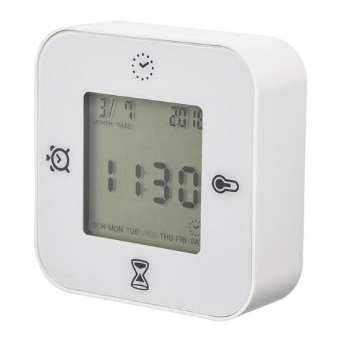 KLOCKIS Orologio/termometro/allarme/timer - IKEA