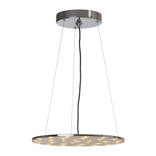 klor lampada a sospensione a led ikea. Black Bedroom Furniture Sets. Home Design Ideas
