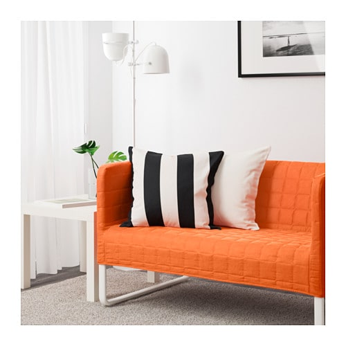 KNOPPARP Divano a 2 posti - grigio - IKEA