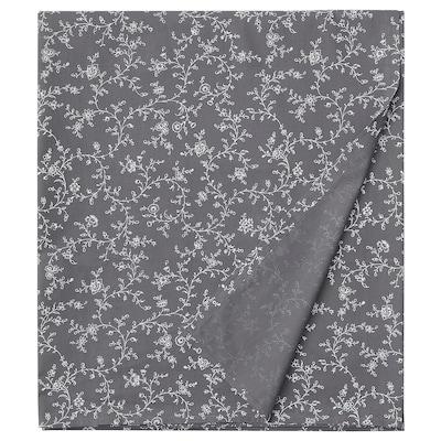 KOPPARRANKA Lenzuolo, motivo floreale, 240x260 cm
