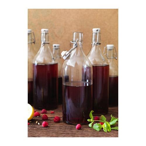 Bottiglie vetro per liquori ikea - Bottiglie vetro ikea ...