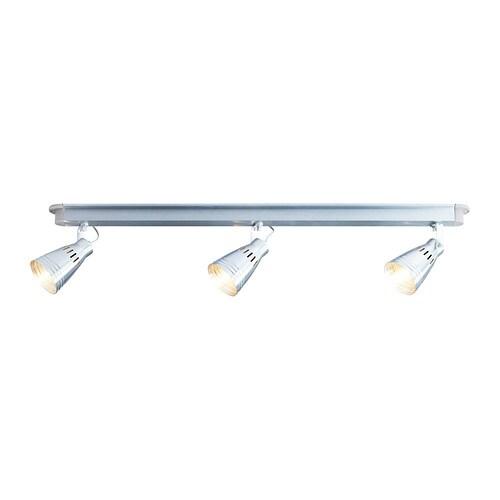 KRÄMARE Binario da soffitto, 3 faretti - IKEA