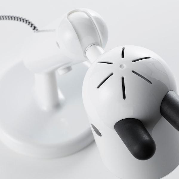 KRUX Lampada da lavoro a LED, bianco